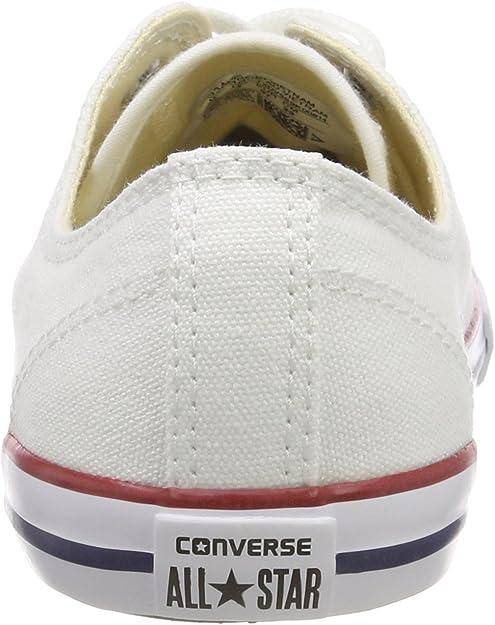 Converse As Dainty Ox, Baskets Basses Femme