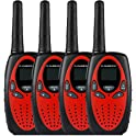 4Pk. Floureon Two Way Radios Walkie Talkies