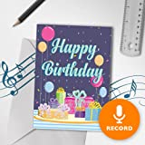 Happy Birthday Card With Music