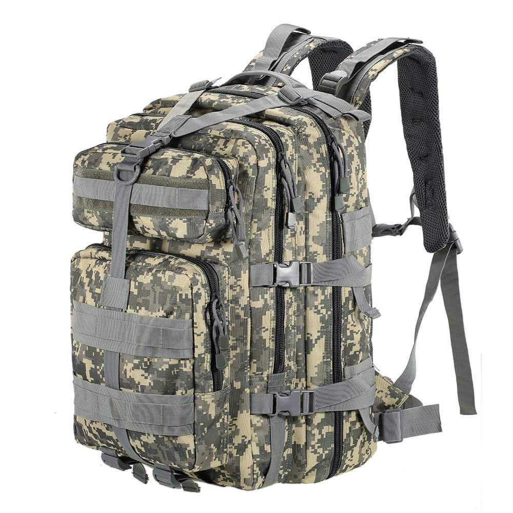 ABCAMO 45L Hunting Outdoor 3P Backpack