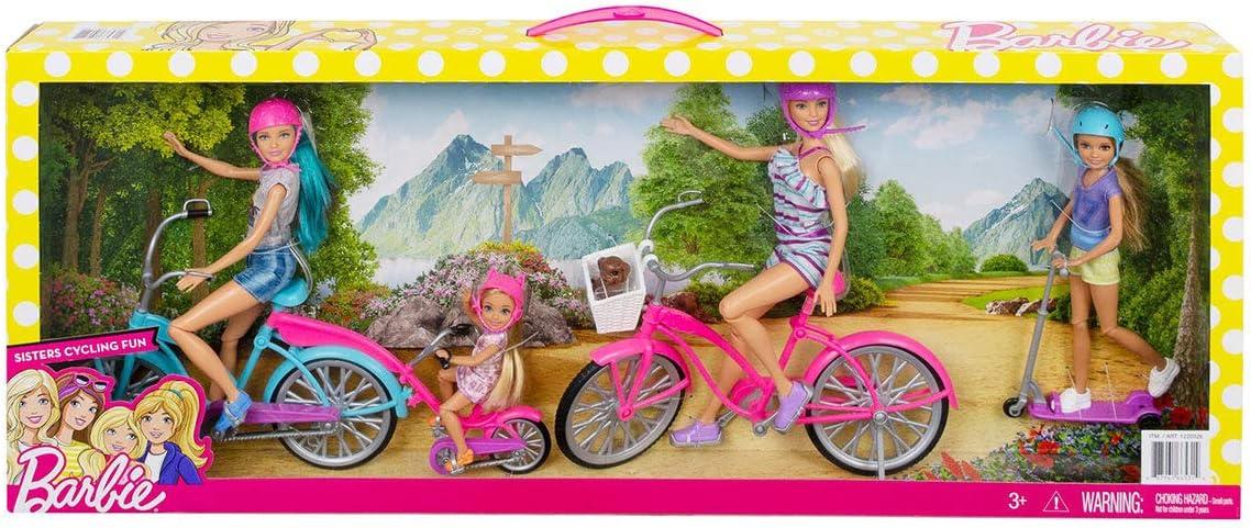 Amazon.es: Barbie muñecas, Bicicletas, Patinete y Accesorios de ...