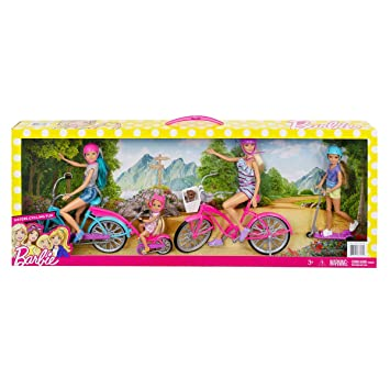 Amazon.es: Barbie muñecas, Bicicletas, Patinete y Accesorios ...