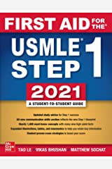 First Aid for the USMLE Step 1 2021 Kindle Edition