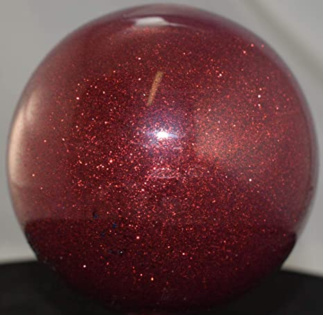 Amazon Com Vintage Paint Fire Red Metal Flake Glitter 008