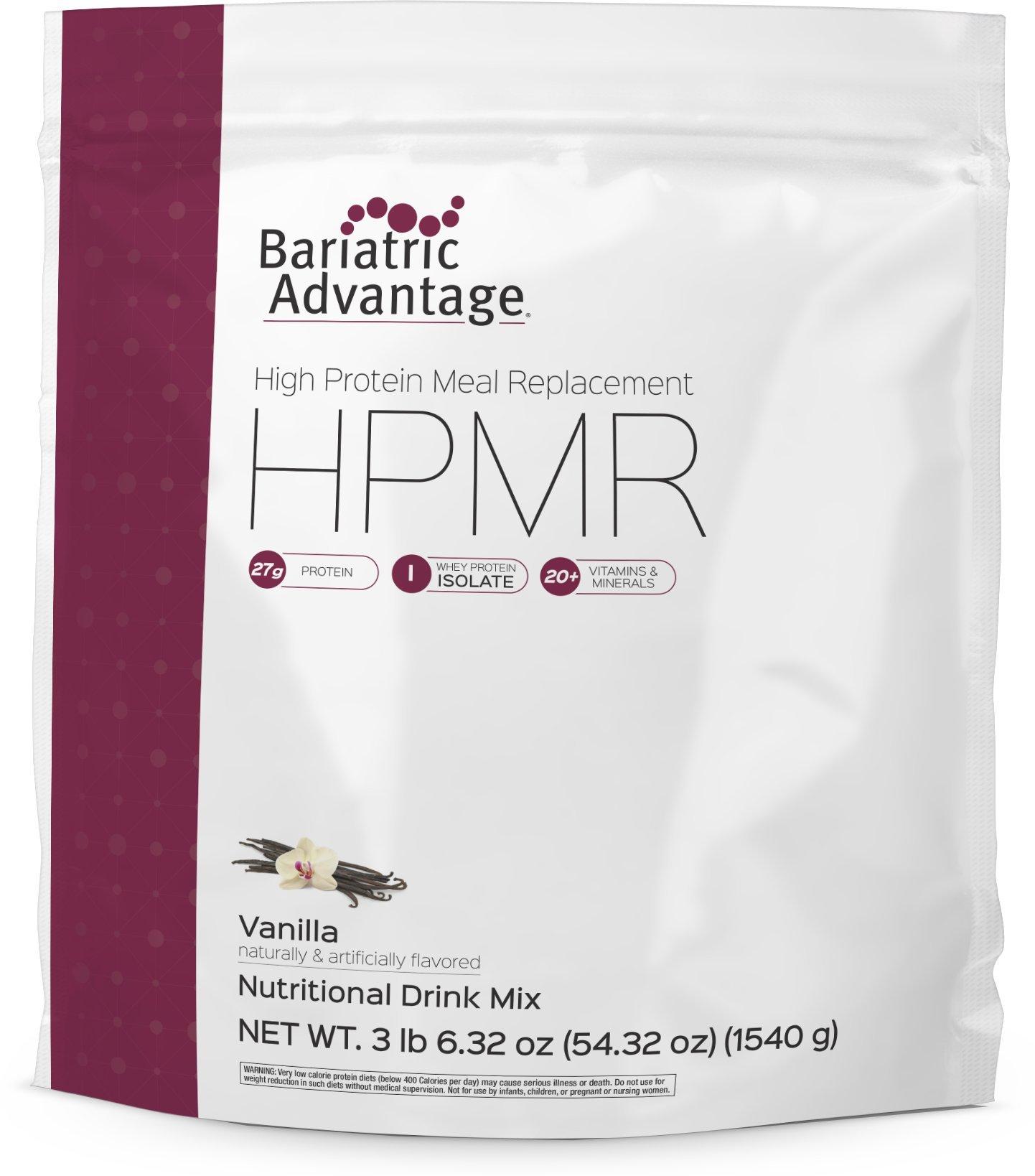 Bariatric Advantage - Meal Replacements Vanilla, 35 Serving Bag