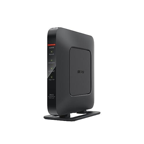 BUFFALO WiFi 無線LAN ルーター WSR-2533DHPL 11ac ac2600 1733+800Mbps デュアルバンド