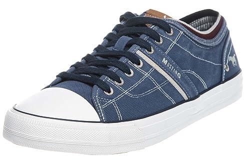 Mustang Herren 4127 303 800 Sneaker: : Schuhe