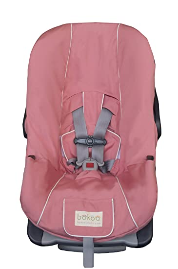 Bokoo Cover For Chicco KeyFit 30 Car Seat Bubble Gum