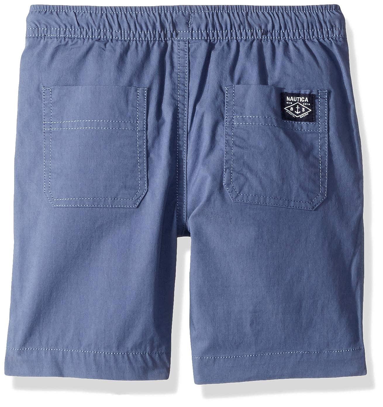 Nautica Boys Solid Pull-on Short