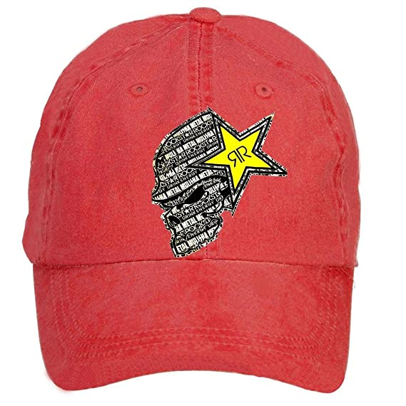 79399febdff32 free shipping sale fmf heyday hat 9d4be f141a  clearance futhure unisex  rockstar energy drink diy adjustable baseball hat at amazon mens clothing  store ...
