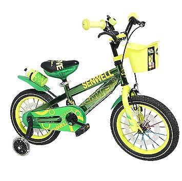 Great St. DGF Carro de bebé para Bicicleta para Niños de 3-12 Años