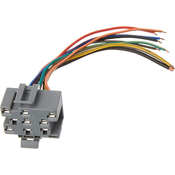Standard Motor Products S607 Pigtail//Socket Standard Ignition