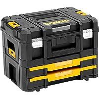 Caixa Para Ferramentas Tstak DWST1-70702 II + IV Dewalt