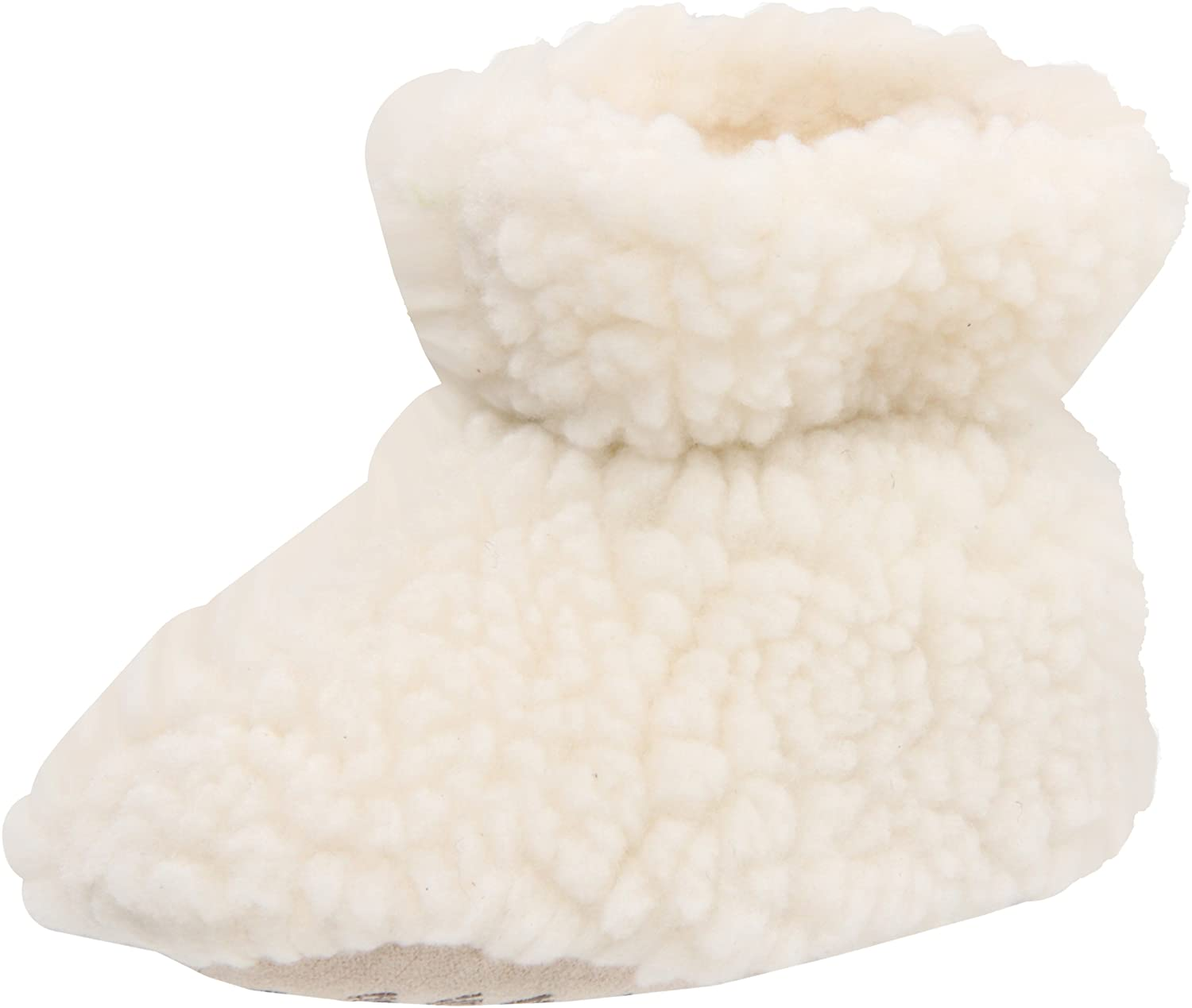 ACORN Toddler Tex Easy Bootie Slipper,Buff Acorn Toddler Easy Bootie - K
