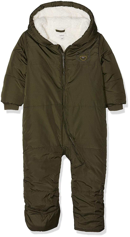 NAME IT Nbmmaki Suit W. Fold Up Feet, Traje de esquí para ...
