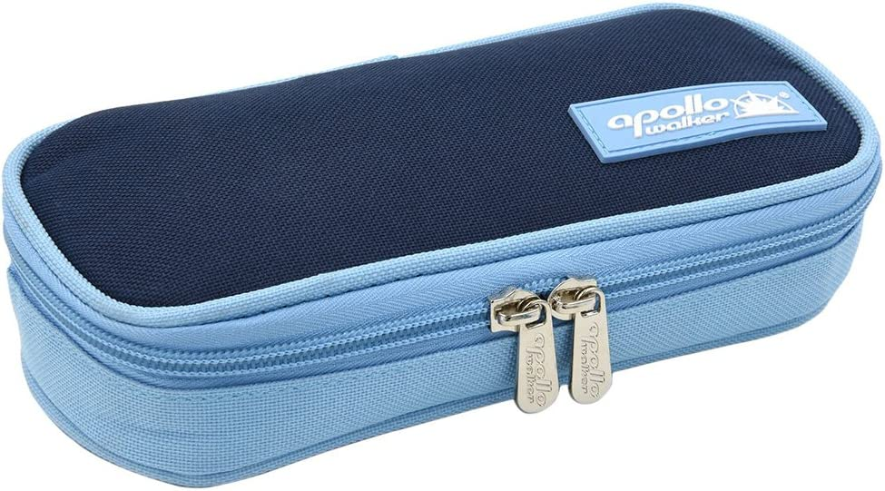 goldwheat Portable Insulin Cooler Bag Diabetic Organizer Medical Travel Cooler Case
