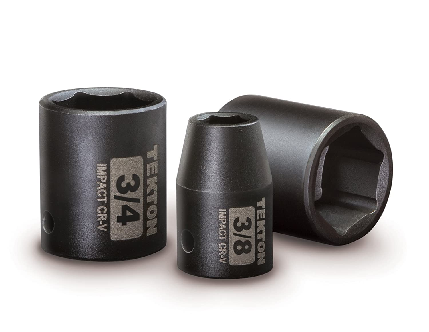 12-piece 3//8 in tekton drive 5//16-1 in 6-point shallow impact socket set