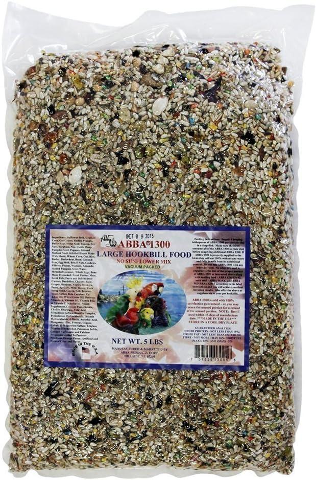 Abba 1300 Large Hookbill Seed
