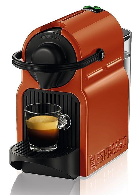 2249 opinioni per Nespresso Inissia XN100F Macchina per Caffè Espresso, Pure Orange
