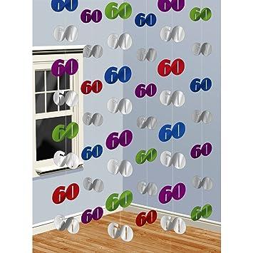 NET TOYS Guirnalda para Decorar la habitación en el 60 ...