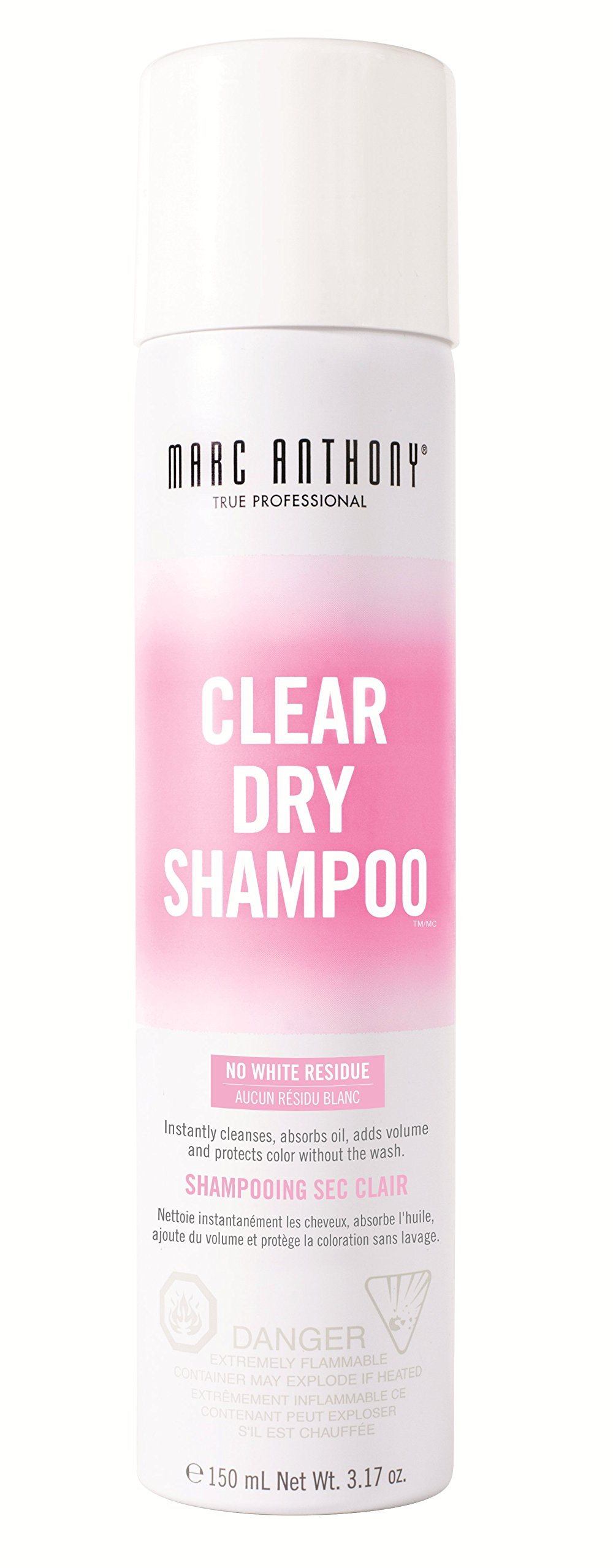 Marc Anthony True Professional 2nd Day Clear Dry Shampoo 3.17 fl oz