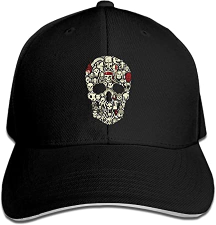 Acheter casquette tete de mort online 5
