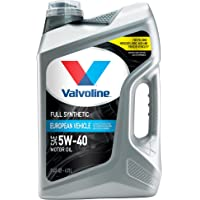 $23 » Valvoline European Vehicle Full Synthetic SAE 5W-40 Motor Oil 5 QT