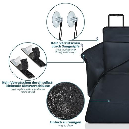 Persevering Waterproof Antislip Car Seat Cover Pad Baby Children Cushion Protector Mat Black Easy To Repair Ebay Motors Interior