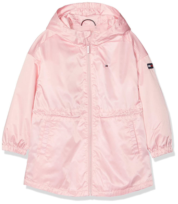 Tommy Hilfiger Girls Light Nylon Parka Coat
