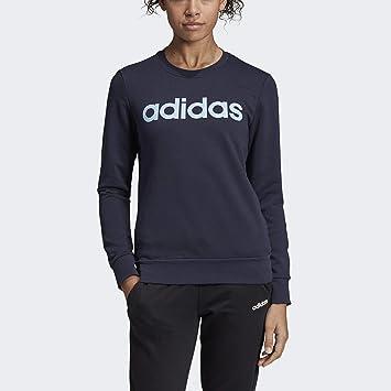 adidas Essentials Linear Sweat Shirt pour Femme: