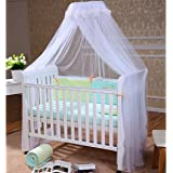 Amazoncom Baby Mosquito Net Baby Toddler Bed Crib Canopy Netting