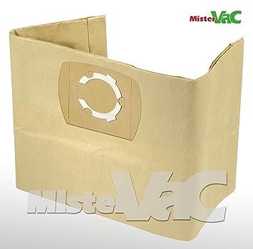 10 x - Bolsa para aspiradora Bosch PAS 12 - 27: Amazon.es: Hogar