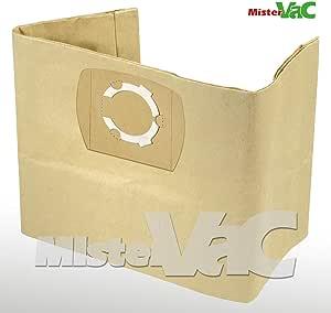 10 x – Bolsa para aspiradora Bosch PAS 11 – 21: Amazon.es: Hogar