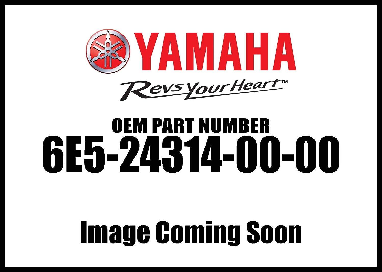 Yamaha 6E5-24314-00-00 Pipe 4; 6E5243140000 Made by Yamaha