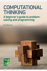 Computational Thinking Paperback