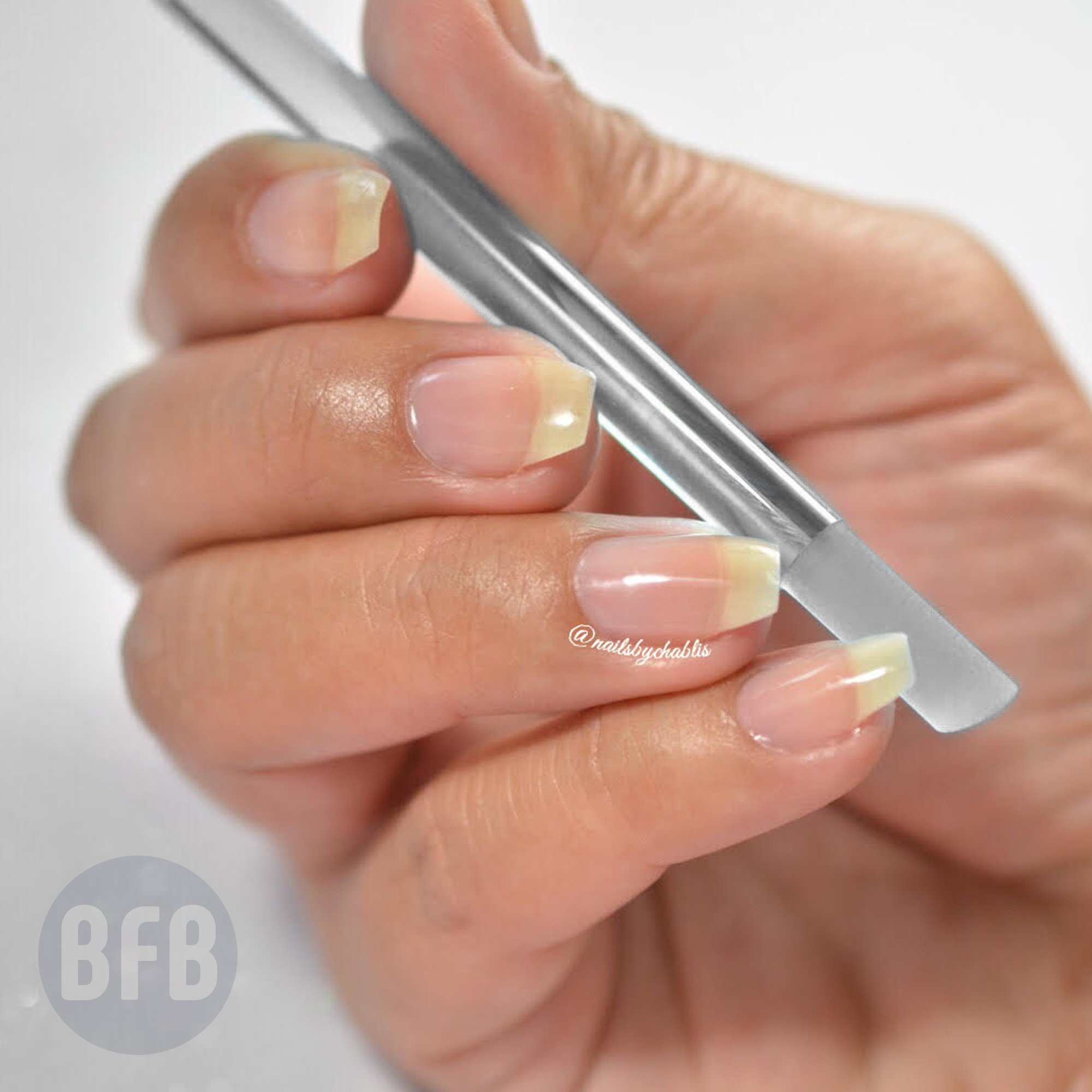 Manicure Tools, Cuticle Trimmer Glass Nail File Set, Nail Care by Bona Fide Beauty, Made in the Czech Republic by Bona Fide Beauty (Image #8)
