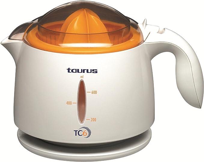 Taurus M90676 - Exprimidor tc6 centrifugo: Amazon.es: Hogar