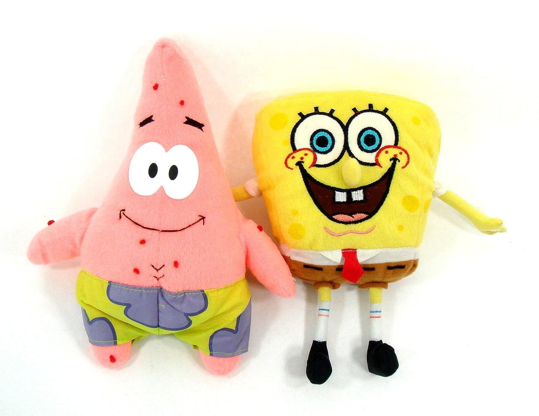 amazon com spongebob squarepant and patrick the starfish 9