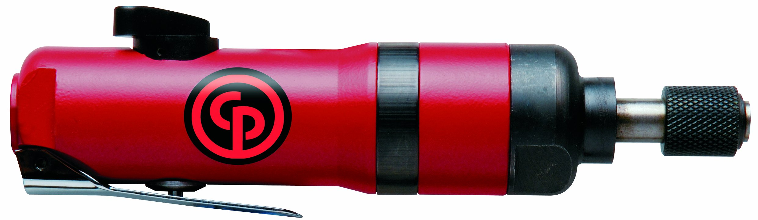 Chicago Pneumatic CP2036 Low Torque Straight Impact Screwdriver with Quick Change Chuck