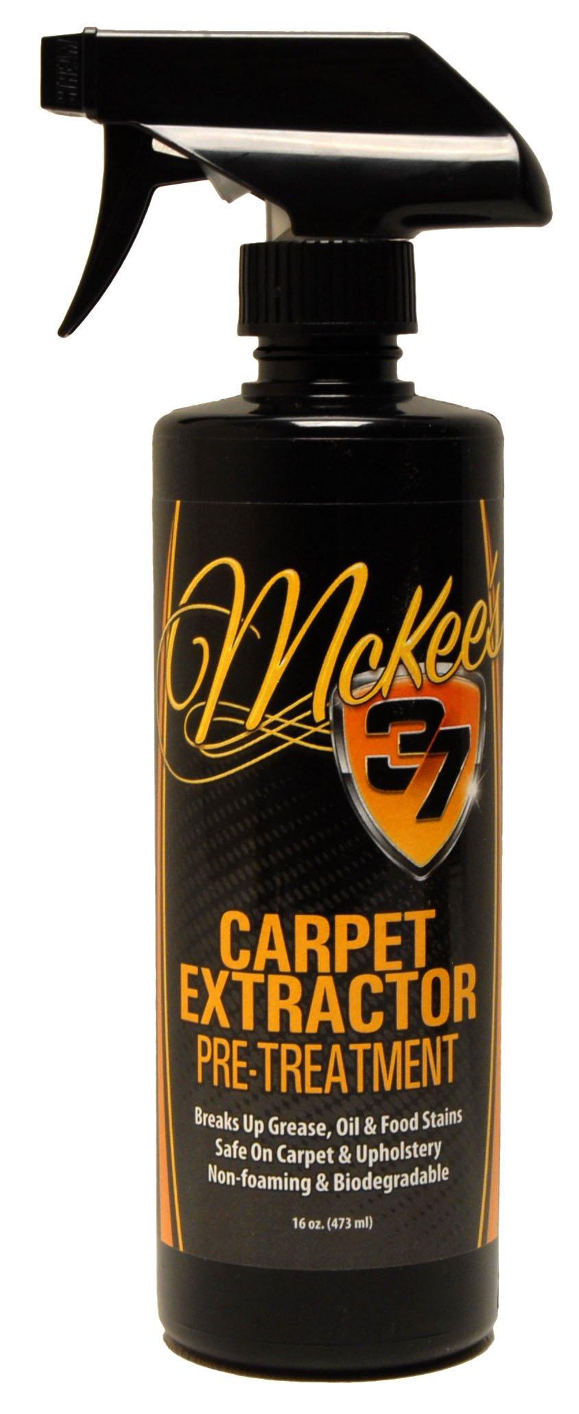 McKee's 37 MK37-390 McKee's Carpet Extractor Pre-Treatment, 16. Fluid_Ounces