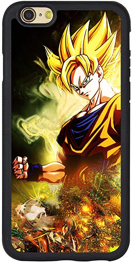 Dragon Ball Z The Dragon Anime Pattern iphone case