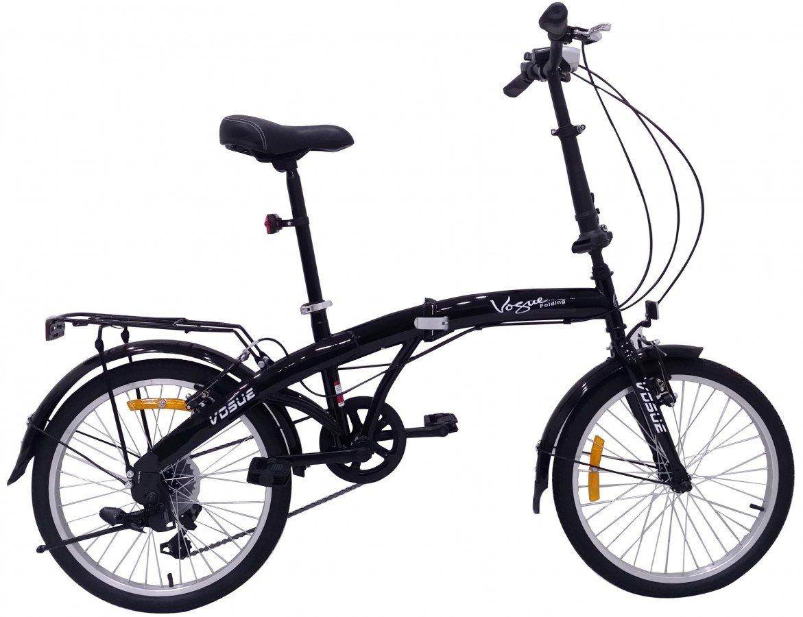 Ortler Norwood 20 Black 2019 Faltrad