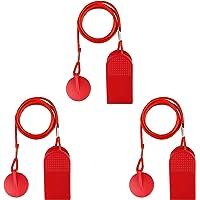 3 stuks loopband veiligheidssleutel voor alle NordicTrack Proform Image Weslo Reebok Epic Golds Gym Freemotion en…