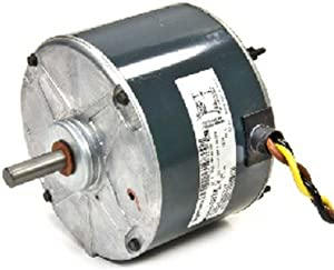 Carrier, Payne, Bryant Manufacturers Original Part Condenser Fan Motor HB38GR219, GE 5KCP39DGY543S,1/5HP, 1100RPM, 208/230 V, Replaces HC37GE219