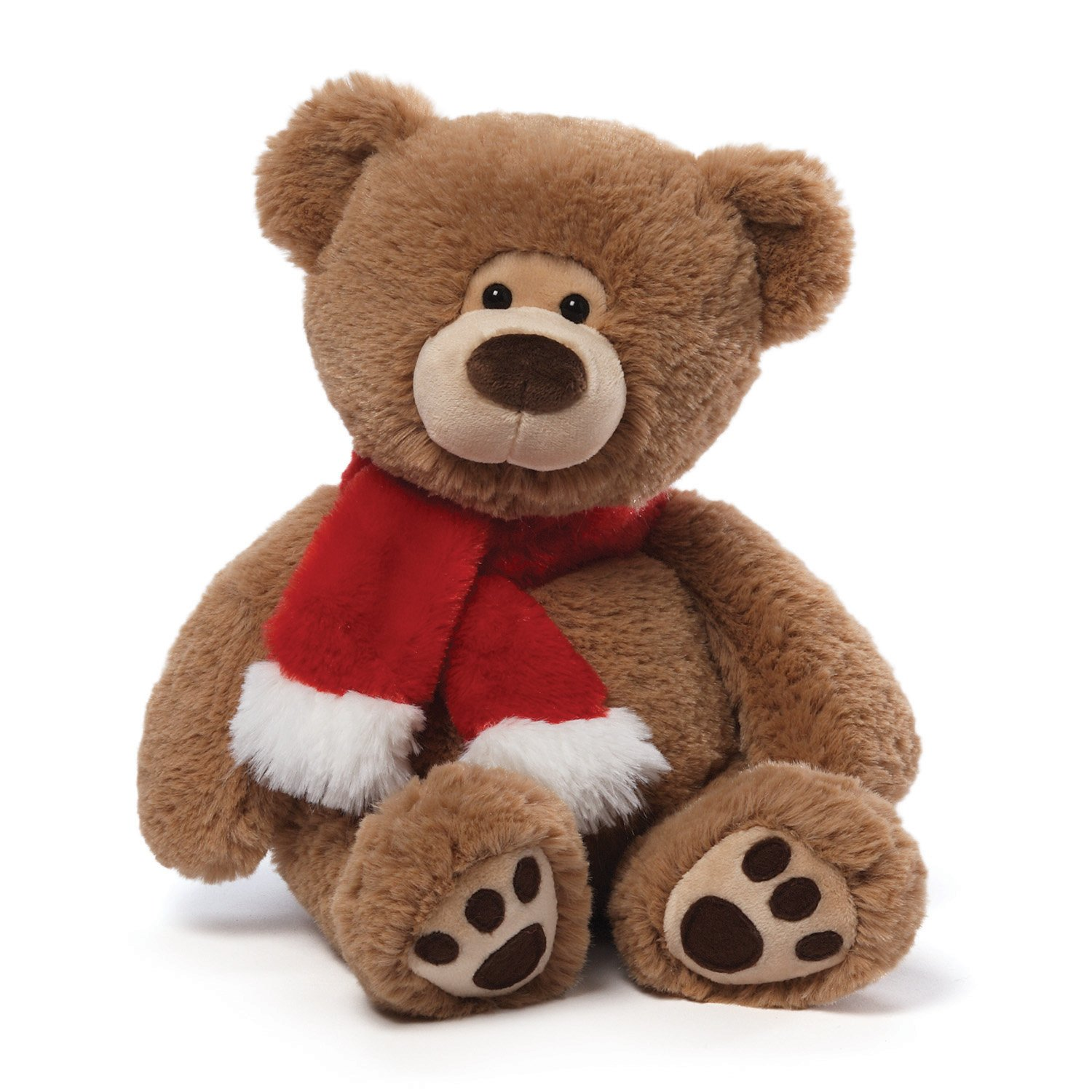 Gund Tassel Bear Brown 12 4048299