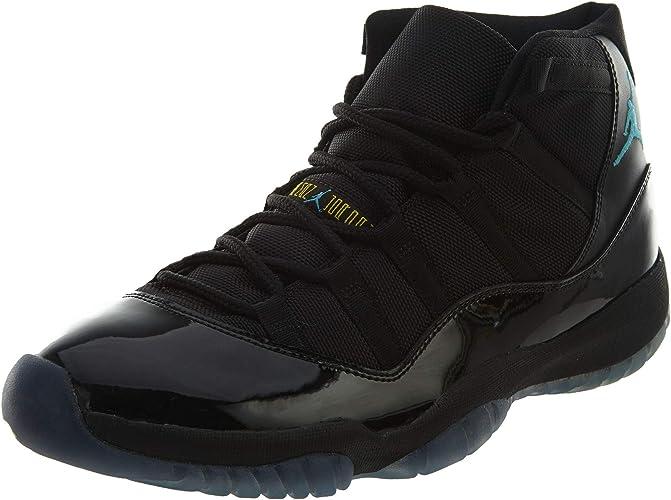Nike Air Jordan 11 Retro, Zapatillas de Deporte para Hombre ...