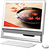 日本電気 LAVIE Desk All-in-one - DA350/CAW ファインホワイト PC-DA350CAW