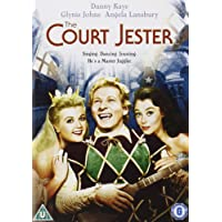 The Court Jester [DVD] [1956]