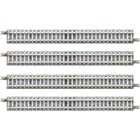 TOMIX N calibre 1016 PC carril recto S158.5-PC