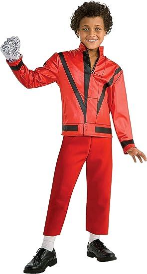 Rubbies - Disfraz de Michael Jackson para niño, talla 7-9 años ...